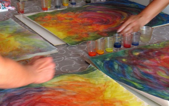 Radionice terapeutskog slikanja