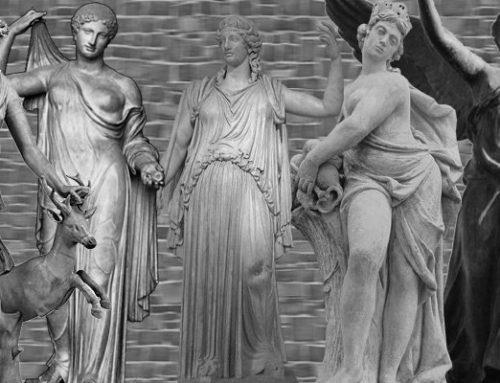 Sedam grčkih boginja
