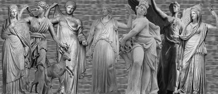 Grčke boginje