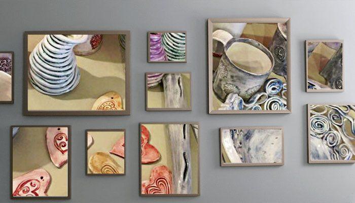 Galerija slika keramike