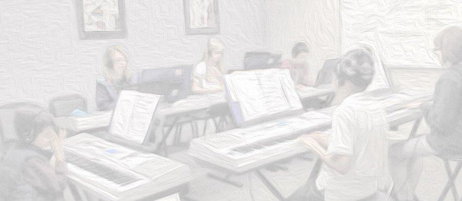 Grupne radionice sviranja klavira