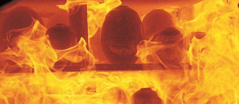 Paljenje - pečenje gline